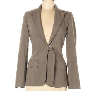 MNG Suit Jacket & Asymmetrical Skirt Size 4